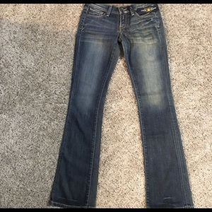 Lucky Brand NWT Zoe Boot Cut Jeans Size 24